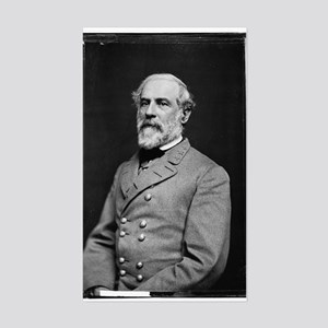 Robert E Lee (2) Rectangle Sticker