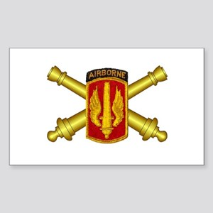 18th Field Artillery Brigade Sticker