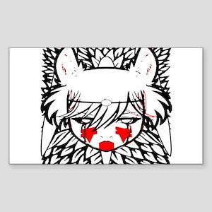 wolf princes Sticker