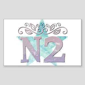 N2 Sticker