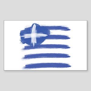 Greece Flag greek Sticker