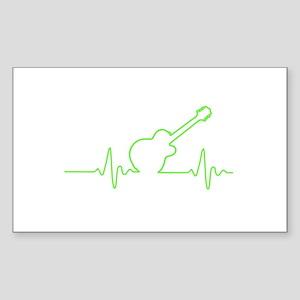 EKGuitar Sticker