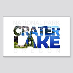 Crater Lake - Oregon Sticker
