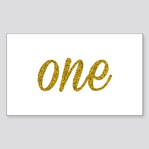 One Script Sticker