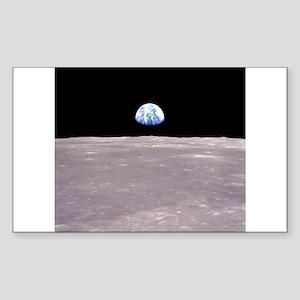 Apollo 11Earthrise Sticker