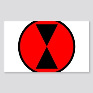 7th Infantry Division Sticker