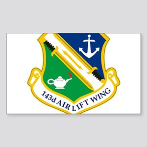 143rd Airlift Wing Sticker