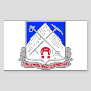 1-87 Infantry Unit Cre Sticker