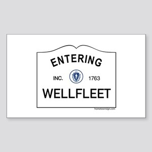 Wellfleet Sticker