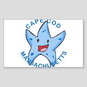 Massachusetts - Cape Cod National Seashore Sticker