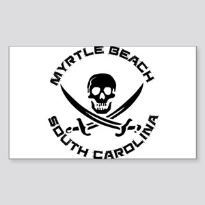 South Carolina - Myrtle Beach Sticker