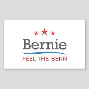 Bernie Feel The Bern Sticker
