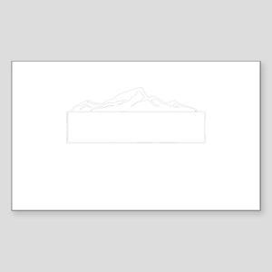 Kenai Fjords - Alaska Sticker