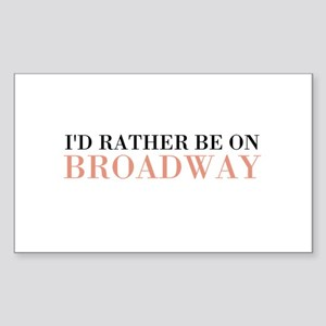 Rather Be Sticker