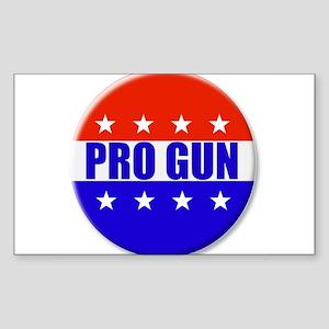 Pro Gun Sticker