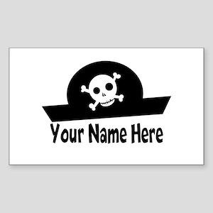 Pirate fun Sticker