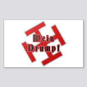 Mein Drumpf Sticker