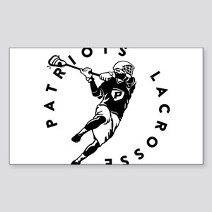 Patriots Boy Sticker