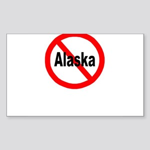 alaska Sticker (Rectangle)