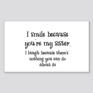 smilesister Sticker
