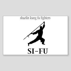Sifu Sticker (Rectangle)
