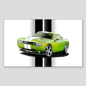 New Challenger Green Sticker (Rectangle)