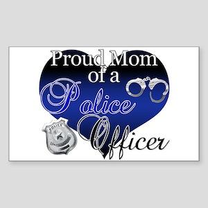 Police Mom Sticker