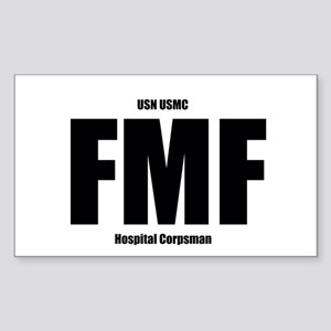FMF NEC Sticker (Rectangle)