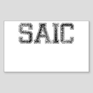 SAIC, Vintage Sticker