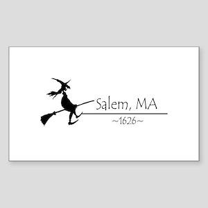 Salem, MA 1626 Sticker