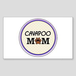 Cavapoo Dog Mom Sticker