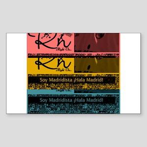 RighOn Madridista Sticker