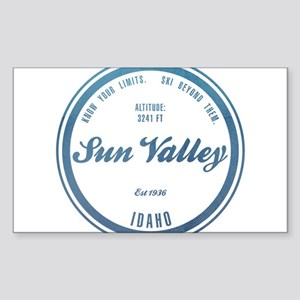 Sun Valley Ski Resort Idaho Sticker