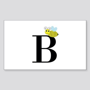 B is for Bee Sticker