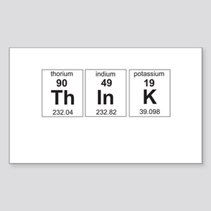 Periodic think elements Sticker