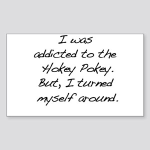 That Hokey Pokey Sticker