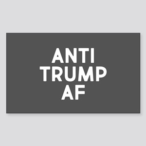 Anti Trump AF Sticker