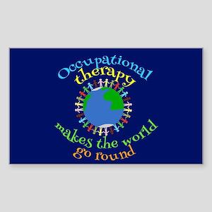 OT World Sticker (Rectangle)