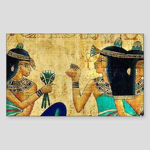 Egyptian Queens Sticker