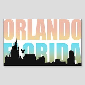 Orlando Florida Sticker
