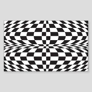 Optical Checks Sticker
