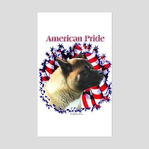 Aktia Pride Rectangle Sticker