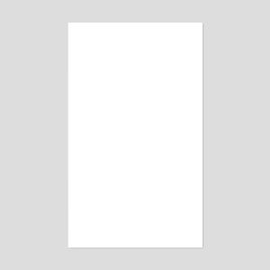 Wildflower Peace Rectangle Sticker