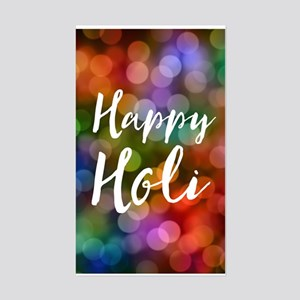 Happy Holi Bokeh Sticker