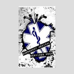 Emergency Medical Services Week Ems Sticker