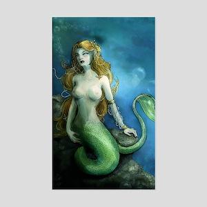 mermaid-under-sea_8x12 Sticker