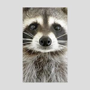 Raccoon Sticker (Rectangle)