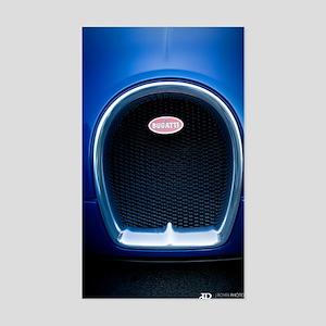 Bugatti4 Sticker (Rectangle)
