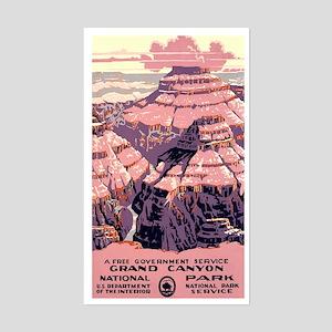 1930s Vintage Grand Canyon National Park Sticker (