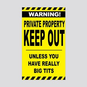 Funny! - KEEP OUT - Unless...